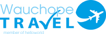 Wauchope Travel logo