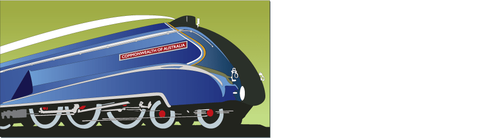 Scott McGregor's Railway Adventures logo
