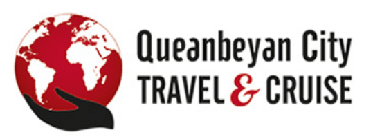 Queanbeyan City Travel & Cruise logo