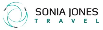 Sonia Jones Travel logo