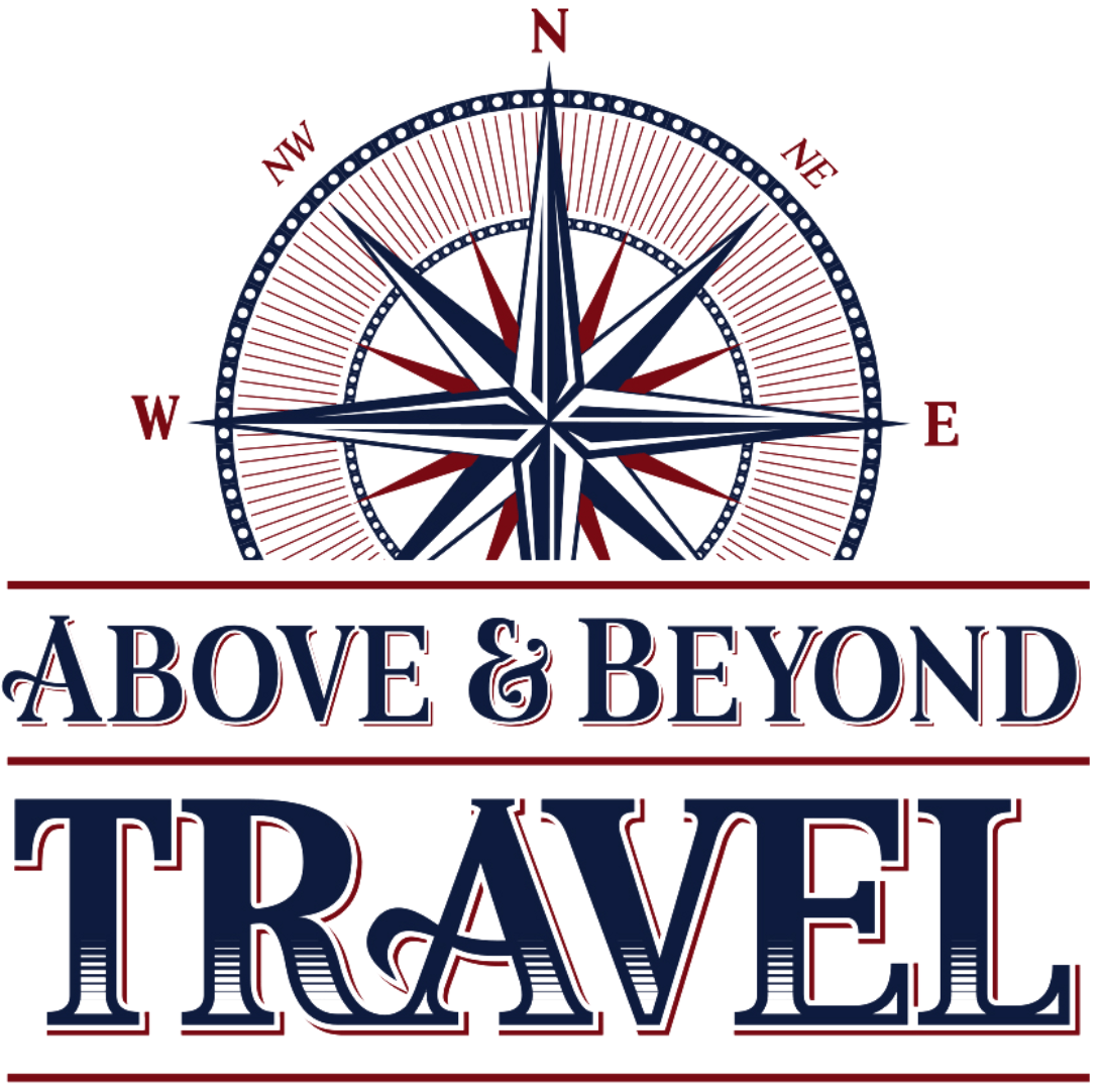 Above and Beyond Travel logo