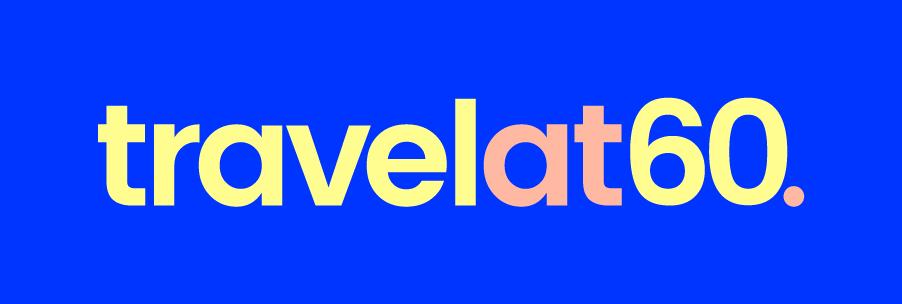 Travel at 60 logo
